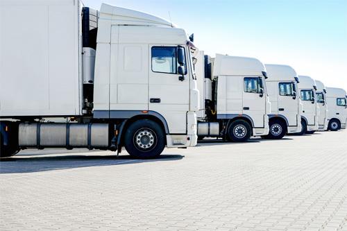 Pojazdy ciężarowe na kategorie C